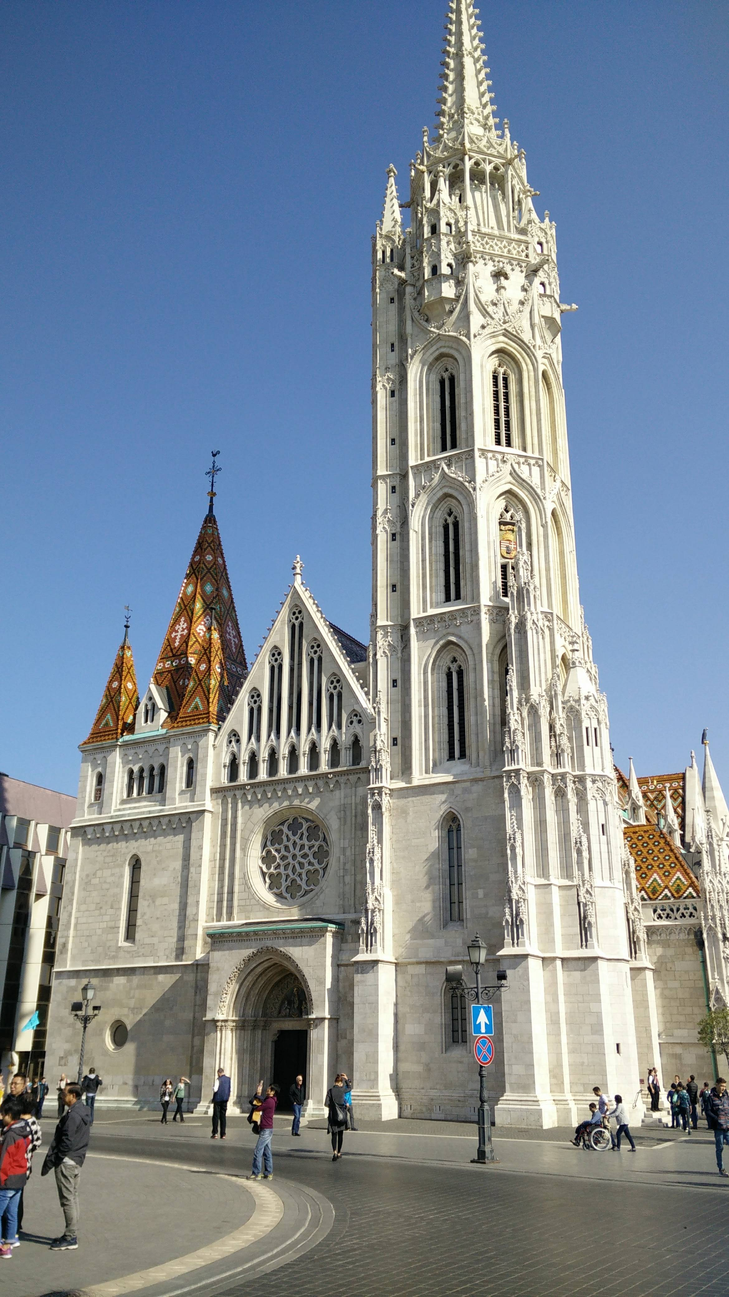 The Matthias Church