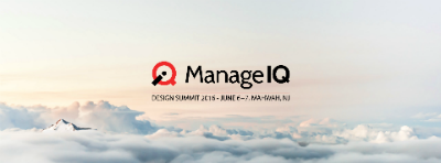 ManageIQ Design Summit 2016