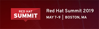 Red Hat Summit Boston 2019